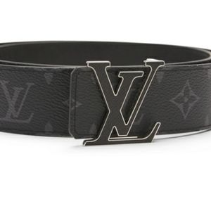 Louis Vuitton LV Initiales Reversible Belt Monogra
